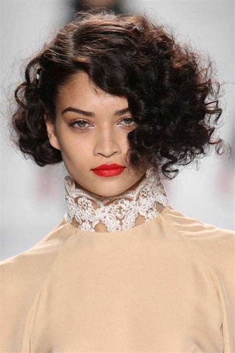 Hairstyles For Thick Curly Frizzy Hair by 10 Haircuts For Curly Frizzy Hair Hairstyles
