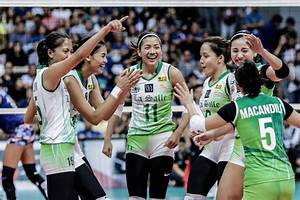 DLSU Lady Spikers bounce back to topple Ateneo