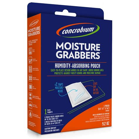 Concrobium 92 oz Moisture Grabbers Humidity Absorbing