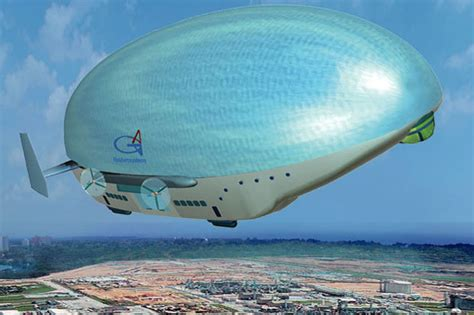 zeppelins to be used by russians in massive arctic siberia