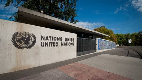 siege des nations unis headquarters of the un in europe switzerland tourism