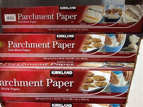 costco parchment paper foil aluminum kirkland wholesale chicken almonds food eating really know re eliminates roast broil unsalted prepare signature