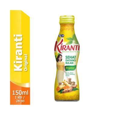 Minuman Untuk Wanita Datang Bulan Jual Kiranti Sehat Datang Bulan Original Minuman Kesehatan