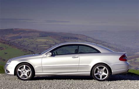 Mercedes-benz Clk Coupé Review (2002