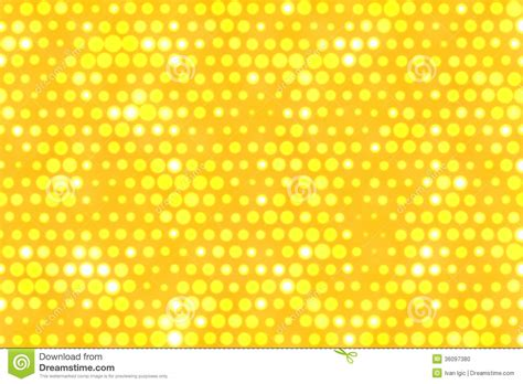 yellow background dots abstract texture lot vector starburst horizontal dreamstime