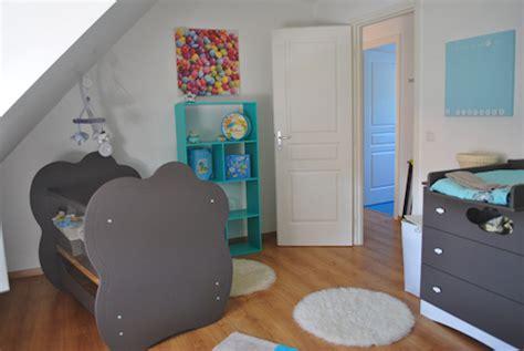 chambre bébé taupe deco chambre bebe bleu et taupe