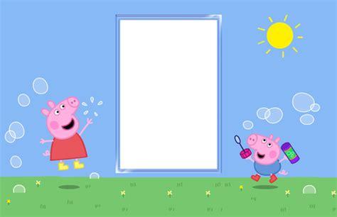 peppa pig kids transparent png frame gallery