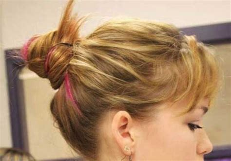hair updos  medium length hair hairstyles