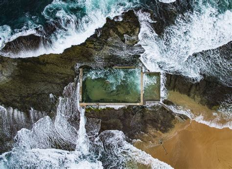 Top Nature Picture by Australia S As Captured By Drone
