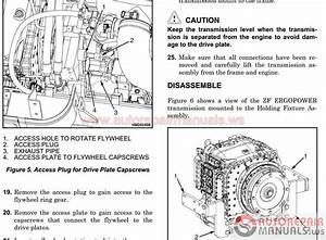 Auto Repair Manuals  Zf Transmission All Model Full Set Manual