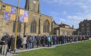 Standing Stone State Park by Richard Iii S Reburial Criticised As Tourists Queue Up To