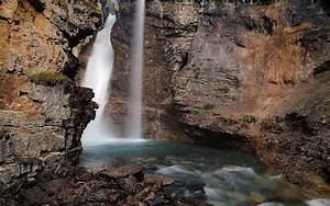 River, Rocks, Waterfall, Hd, Wallpaper