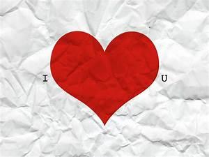 Valentine Heart Wallpaper ·①