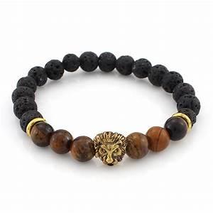 Agate Stone Lion Eye Mala Energy Beads The Yoga Mandala