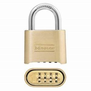 image gallery master lock 4 With master lock letter combination reset