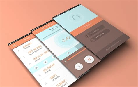 ✓ free for commercial use ✓ high quality images. 15+ Free PSD App Screen Mockups  FreeCreatives