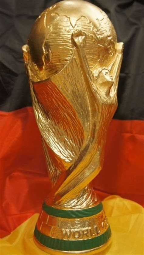wm pokal world cup pokale deutschland weltmeister  top