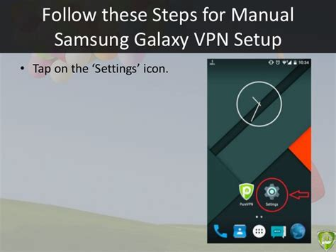vpn for samsung galaxy