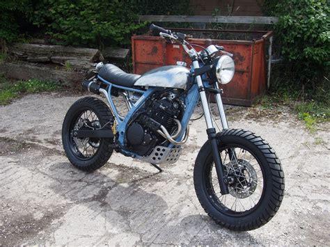 honda nx650 tracker by marmisto bikebound