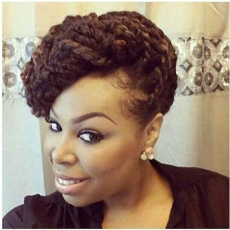 easy hairstyles for short african american hair 22 easy short hairstyles for african american women