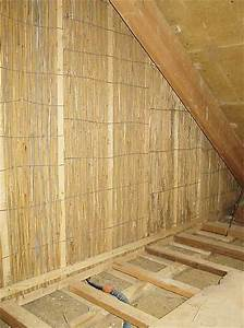 Trennwand Selber Bauen : reet wand dachgeschossausbau nat rliche trennwand hiss reet ~ Sanjose-hotels-ca.com Haus und Dekorationen