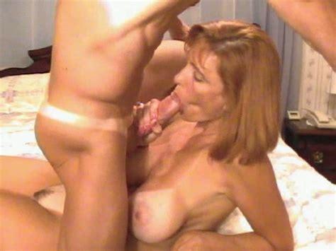 Hot College Teacher Milf Sucks My Young Cock With Pleasure