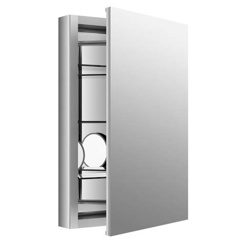 kohler mirror cabinet shop kohler verdera 20 in x 30 in rectangle recessed