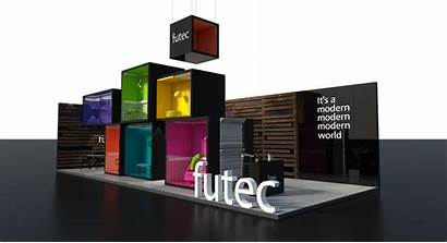 Booth Trade Futec Exhibition Event Display Booths