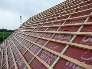 Folie Für Dach : dach auf der s dseite jetzt wird gebaut bautagebuch ~ A.2002-acura-tl-radio.info Haus und Dekorationen
