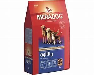 Hundefutter Mera Dog : hundefutter trocken meradog agility 4 kg bei hornbach kaufen ~ A.2002-acura-tl-radio.info Haus und Dekorationen