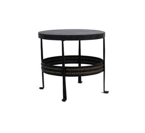 indoor wicker end tables zulu round end table tables style indoor furniture
