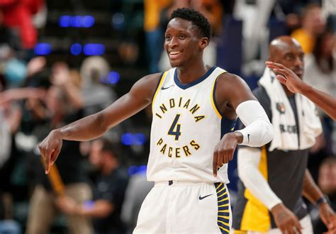 pacers victor oladipo ends cavaliers  game
