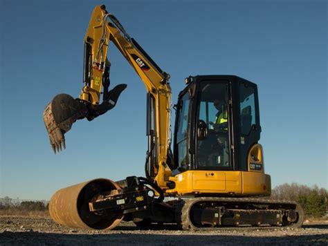 mini excavator maintenance cat caterpillar