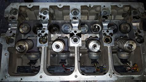 vw volkswagen jetta tdi cylinder head  valvetrain