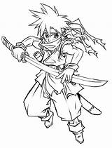 Chrono Trigger Coloring Pages Deviantart Sketch Lineart Template sketch template