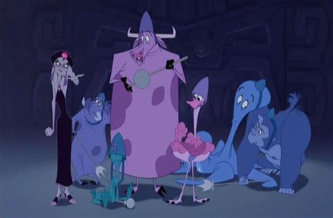 The Emperor's New Groove (2000) Review Basementrejects