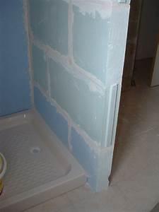 Carreler Sur Ancien Carrelage : d licieux comment carreler une douche italienne 11 ~ Premium-room.com Idées de Décoration