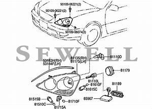 Ls 430- Headlight Removal - Clublexus