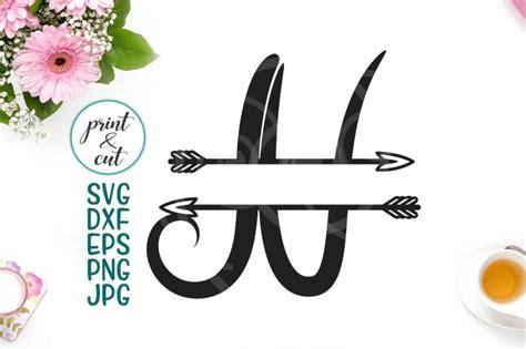 split monogram font  svg letters  arrows individual letters  kartcreation