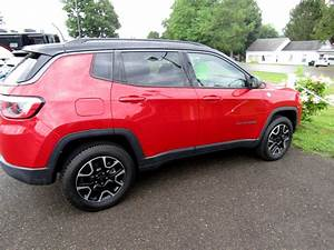 Used 2020 Jeep Compass Trailhawk 4x4 For Sale In Norwich