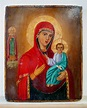 Russian Store - Russian icon - Our Lady of Smolensk with ...