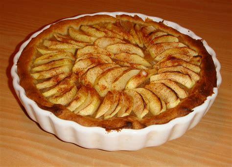 la cuisine algérienne tarte aux pommes