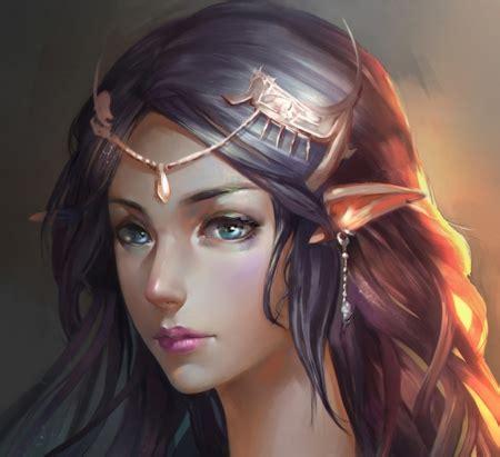 Permalink to Fantasy Princess Background