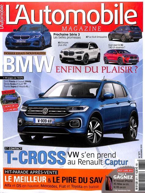 l automobile magazine l automobile magazine n 176 871 abonnement l automobile magazine abonnement magazine par