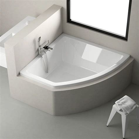 baignoire d angle baignoire d angle regatta 140x140 cm version gauche