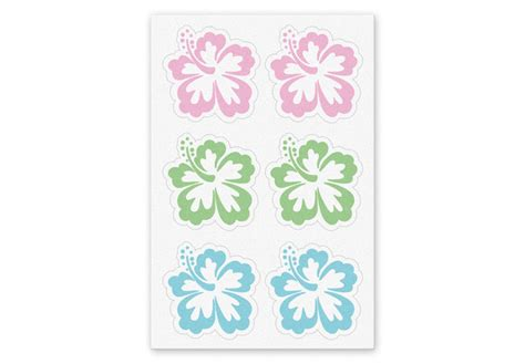 Stickers Baignoire Antidérapant by Sticker Antid 233 Rapant Fleurs D Hibiscus Wall Art Fr