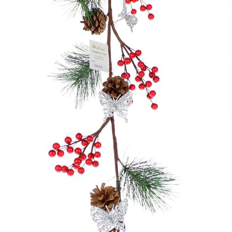 christmas garland wholesale
