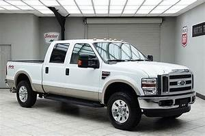 Purchase Used 2008 Ford F250 Diesel 4x4 Lariat Crew Cab