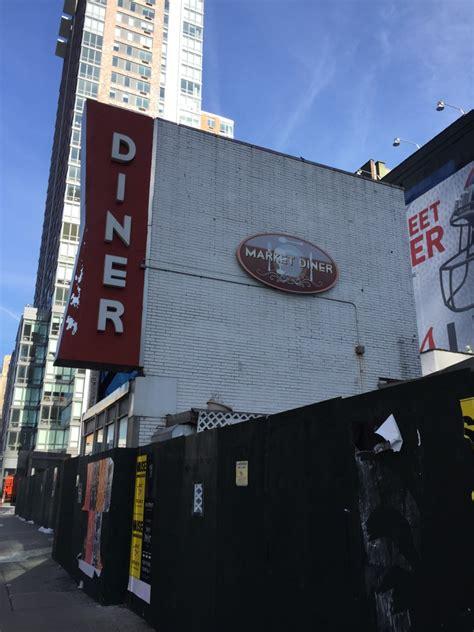 market diner  demolished     apartments