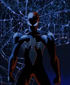 Black Spider-Man by Snake085 on DeviantArt
